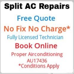 Air conditioning Repairs Perth