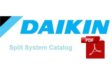 Daikin Split  Catalog
